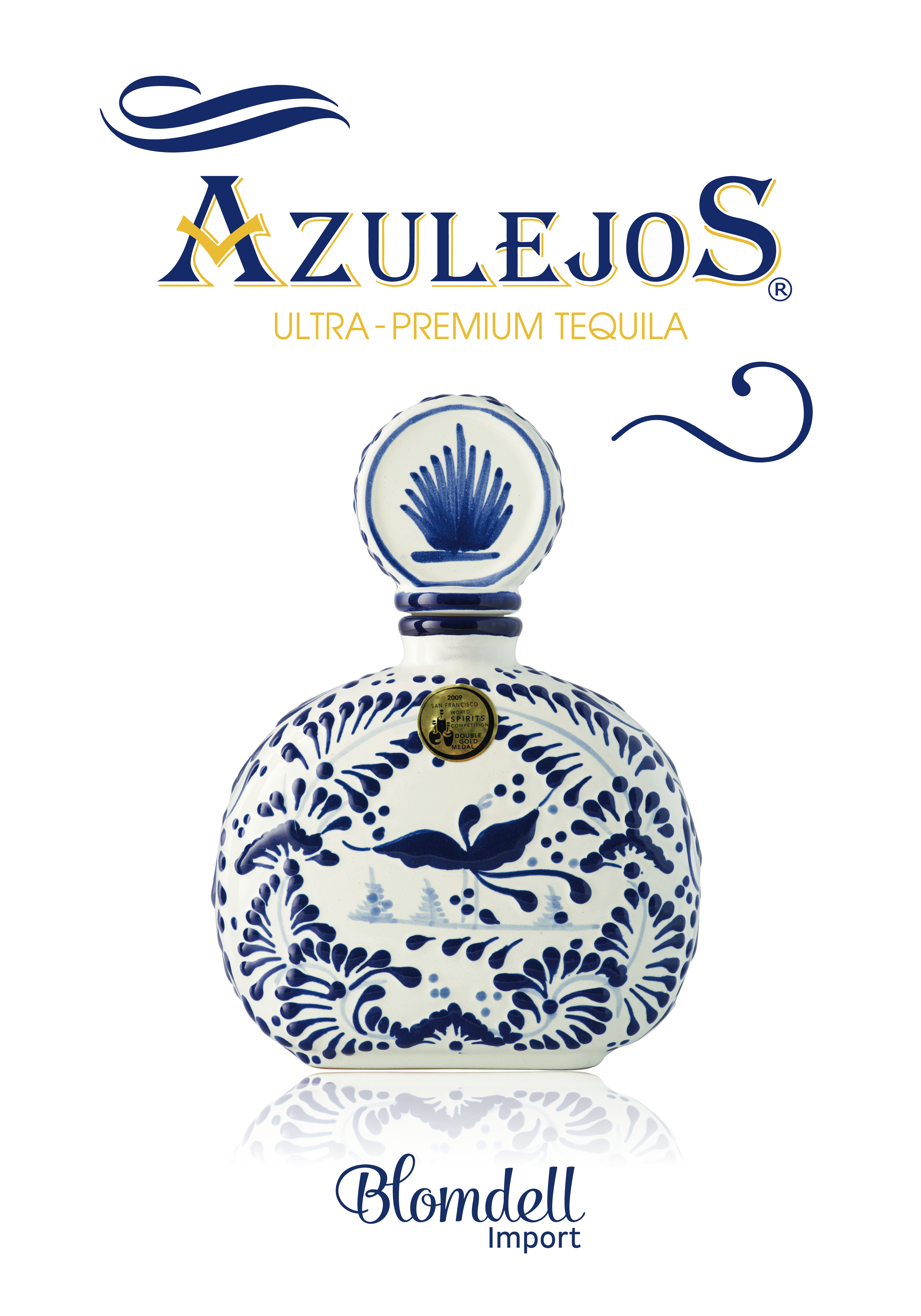 Tequila Bottle Logo